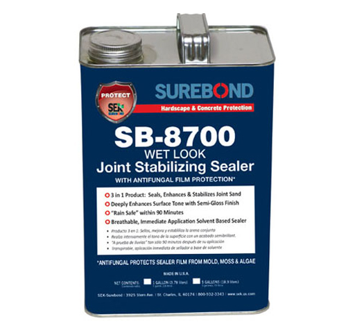 SB 8700 Wet Look Antifungal Joint Stabilizer