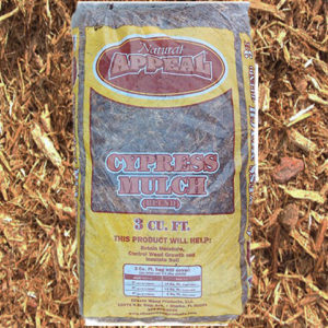 Bagged Cypress Mulch