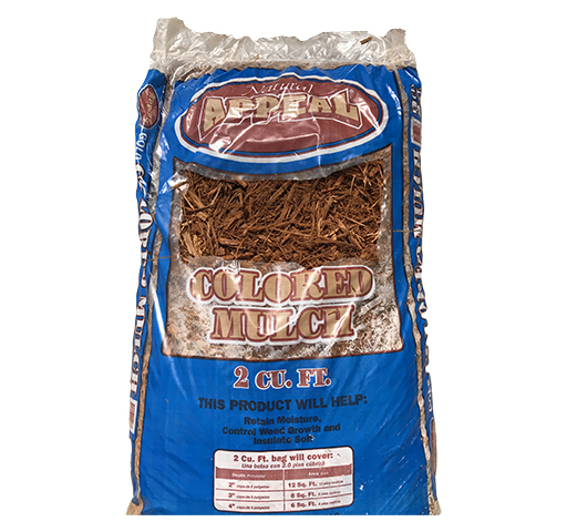 Bagged Gold Mulch