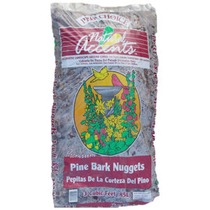 Bagged Pine Bark – Jumbo