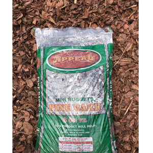 Bagged Pine Bark – Large Mini