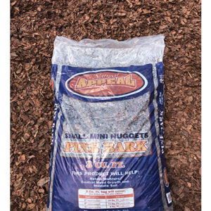 Bagged Pine Bark – Small Mini