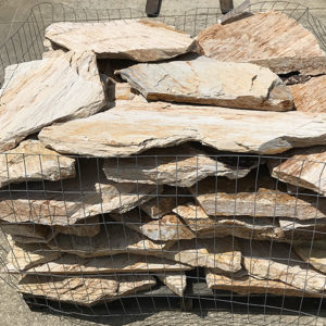 Cherry Log Patio Flagstone