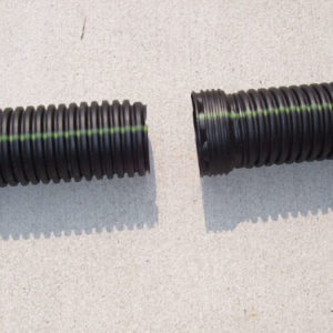 4″ Drainpipe Solid or Slotted – 10 Ft Length in.