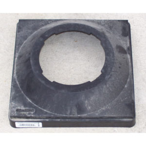 Drain 12″ Square – Low profile
