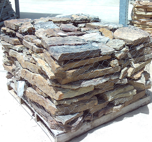 Oklahoma Fieldstone Thin