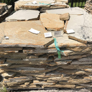 Oklahoma Light Patio Flagstone