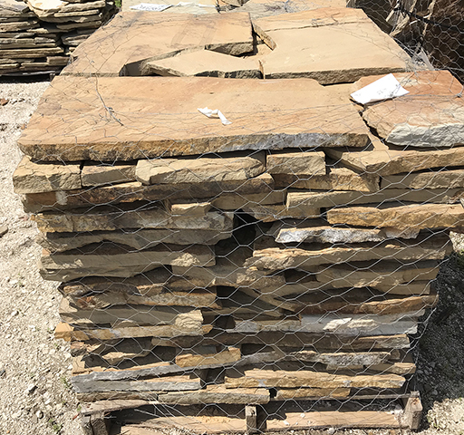 Oklahoma Multiblend Patio Flagstone