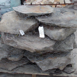 PA Fieldstone Steppers