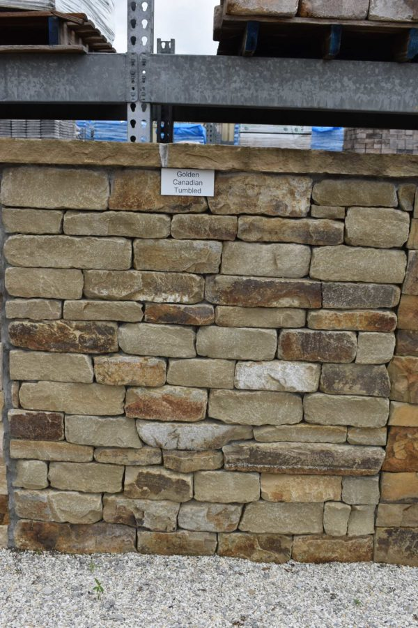 TUMBLED NATURAL STONE THIN VENEER