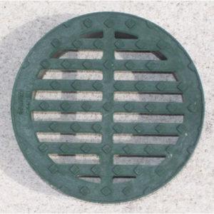 4″ Round Grate (flat)