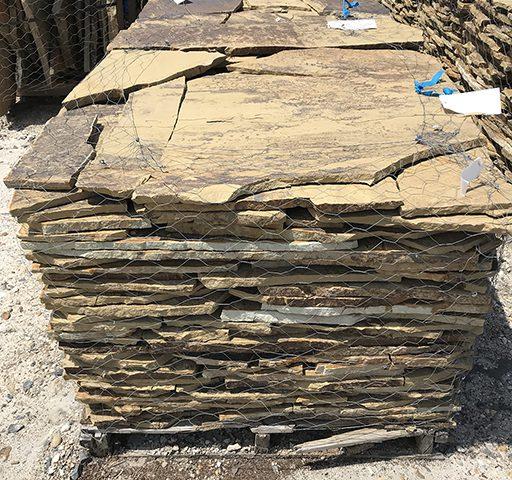 Oklahoma Multiblend Thin Flagstone