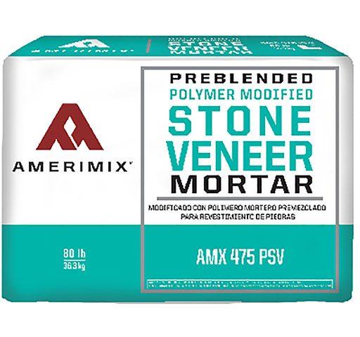 Polymer Modified Mortar – 80 LB Bag